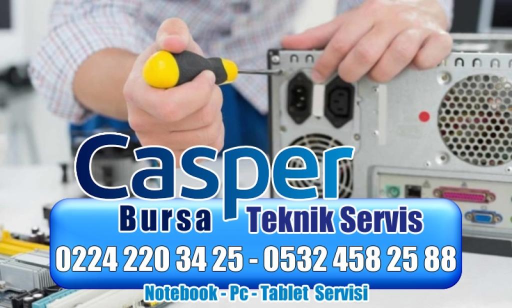 Kurumsal Servis Bursa Casper Servisi